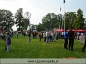 Stadion w Czyżewie w dniu imprezy