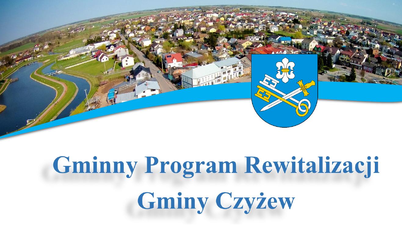 Gminny Program Rewitalizacji