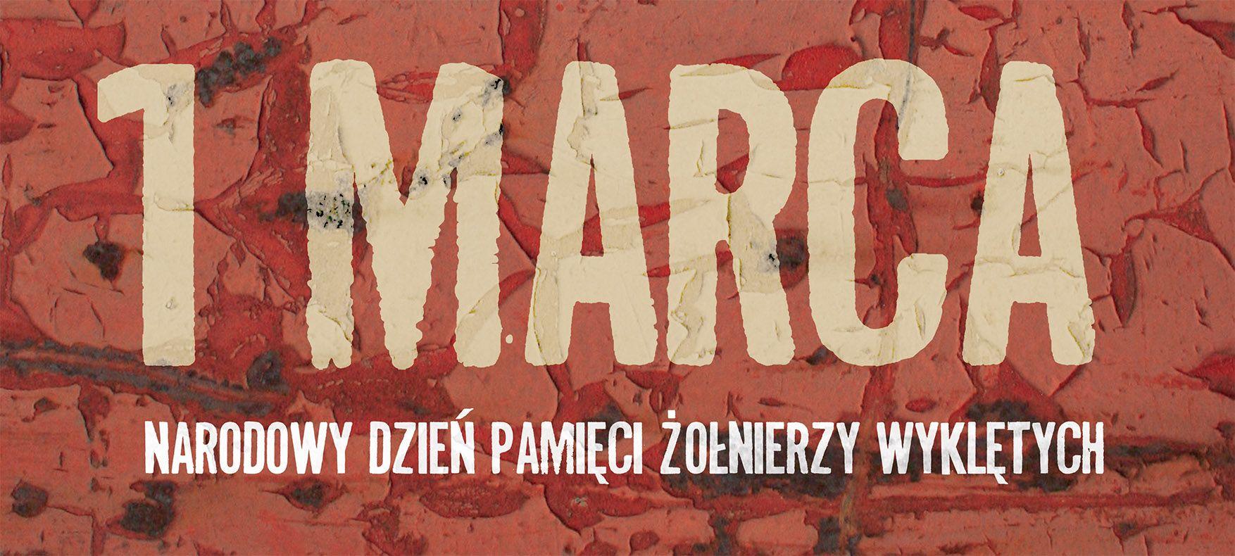 2 marca Czyżew - Dzień Pamięci ˝Żołnierzy Wyklętych˝